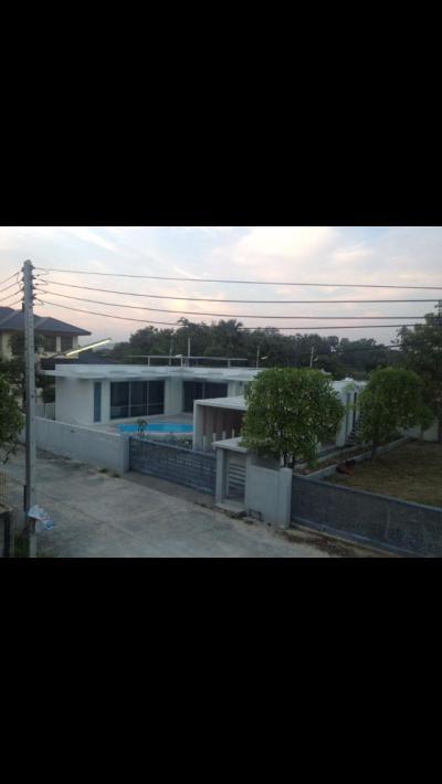 บ้านพร้อมที่ดิน 0 เพชรบุรี เมืองเพชรบุรี ต้นมะม่วง